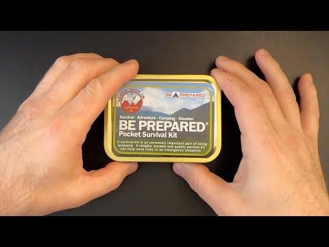 Best Glide ASE Boy Scout Pocket Survival Kit