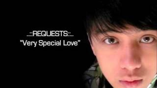 Very Special Love [Cover Requests] - Timmy Pavino