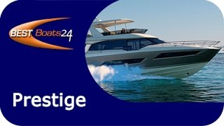 Prestige 680 Neuvorstellung 2015 Cannes Yachting Festival bei BEST-Boats24