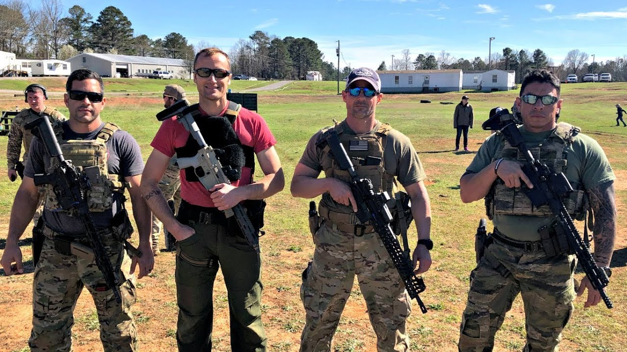 Tactical Games - Meridian MS 2019: Day 1
