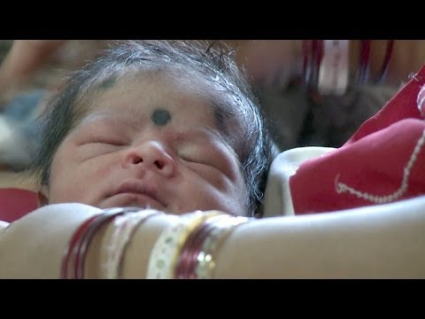 India's Mother's & Babies Benefit from Innovation | UNICEF