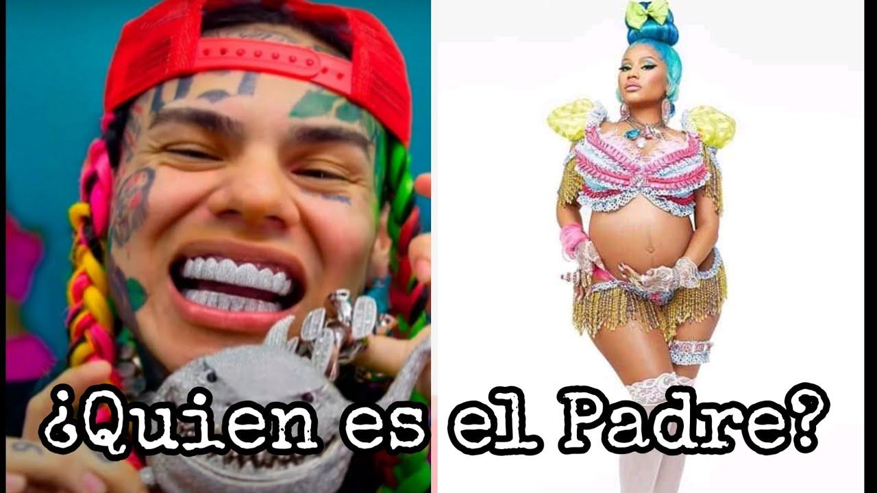 Nicki Minaj esta Embarazada | Quien es el papá?