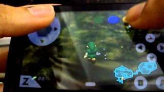 X10mini錄影,X10HD玩N64遊戲薩爾達傳說