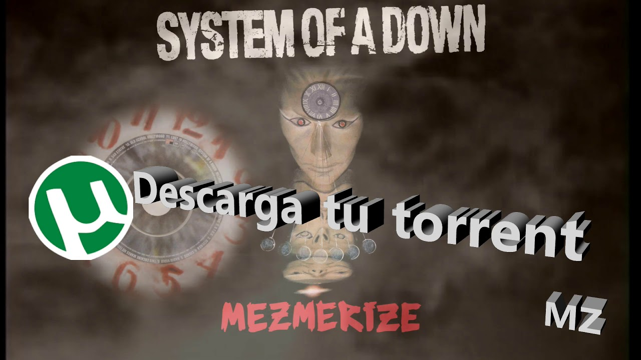 cd completo system of a down mezmerize