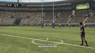 Rugby Challenge 2 PC Gameplay