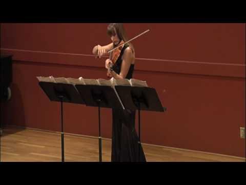 Milton Barnes Ballad for Solo Viola