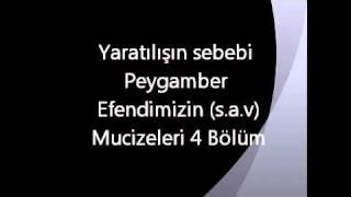 Peygamber Efendimizin (s.a.v) Mucizileri