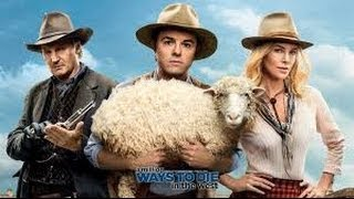 A Million Ways To Die In The West Official Trailer