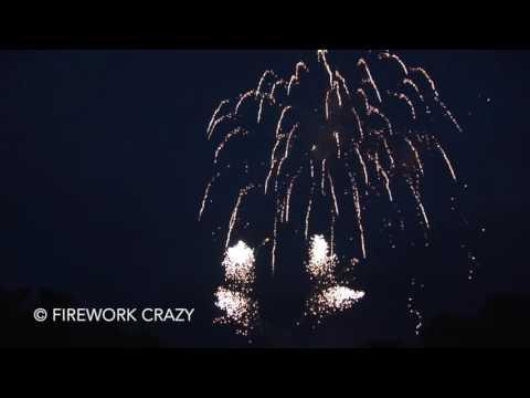 Pyromusical Wedding Fireworks by Firework Crazy