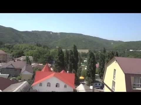Фото курортного посёлка Лермонтово
