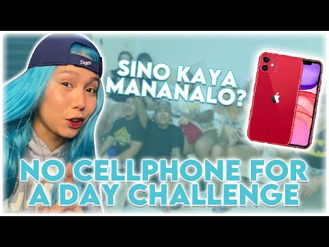 NO CELLPHONE FOR A DAY CHALLENGE WITH TORO FAMILY