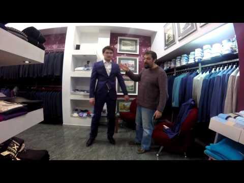 Разбираемся в тонкостях молодёжных мужских костюмов в салоне-магазине «Бордо»