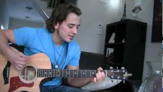 Nirvana - Serve The Servants Acoustic Cover - Ryan MacIntyre / Cast In Cadence