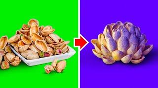 42 Genius hacks with food scraps
