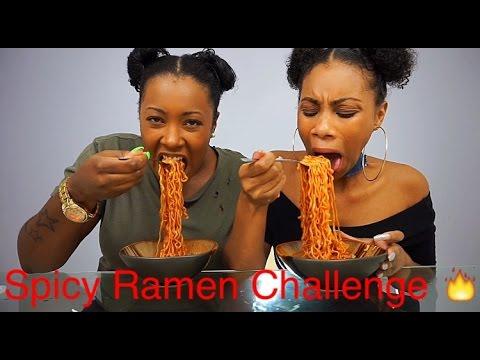 Extreme Spicy Ramen Challenge! Fail