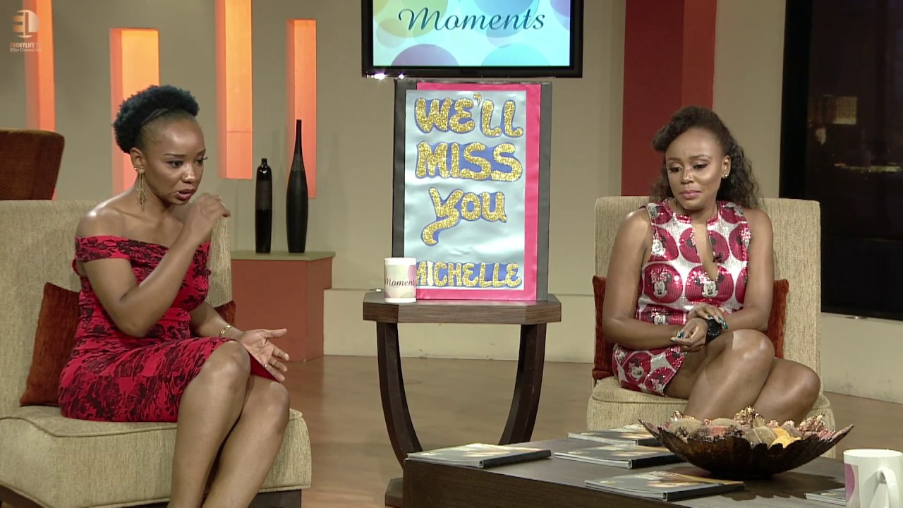 MOMENTS GIRLS TALK: WE WILL MISS YOU MICHELLE DEDE