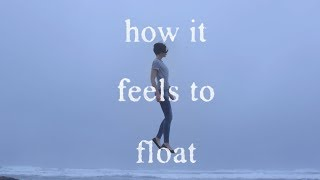 HOW IT FEELS TO FLOAT Book Trailer
