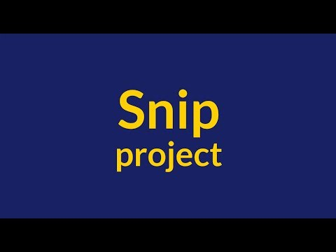 Interview with Ran - CEO of Snip - News on the blockchain
