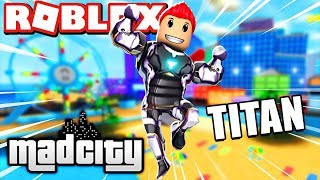 I AM THE MOST POWERFUL HERO OF ALL!! ♂️ 🦸 ROBLOX★