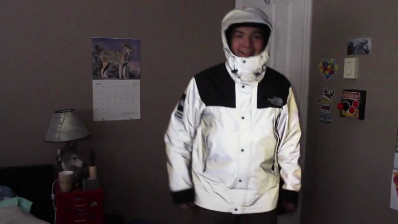 Supreme X North Face 3m Jacket Review S S 2013 Youtube