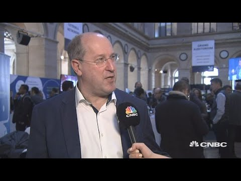 Brexit Is Bad For Fintech, EBF CEO Says | Squawk Box Europe