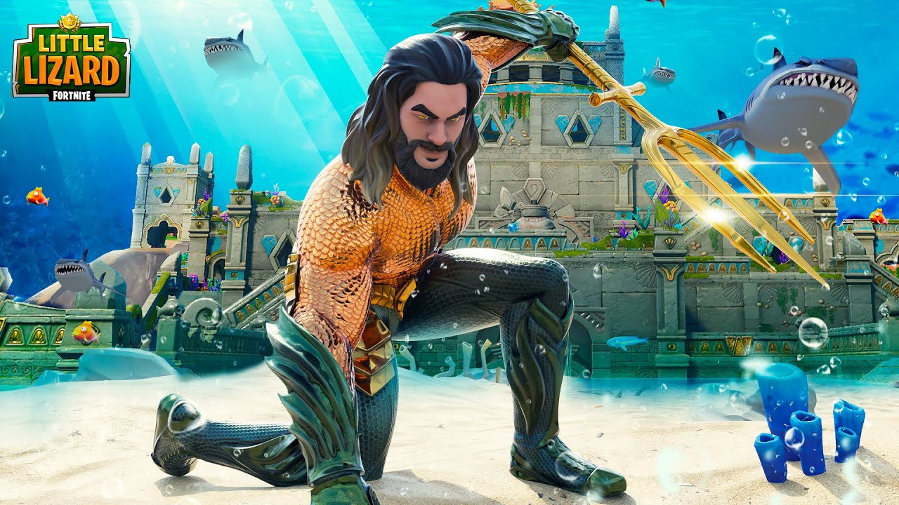 Welcome To Atlantis!!! - Fortnite Season 3
