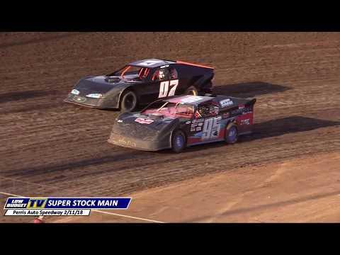 Perris Auto Speedway Opening Weekend - Super Stocks
