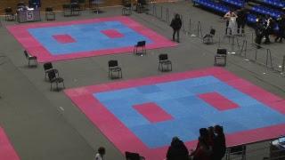 Міжнародний турнір з карате «Kharkov Open». Татамі 5 та 6