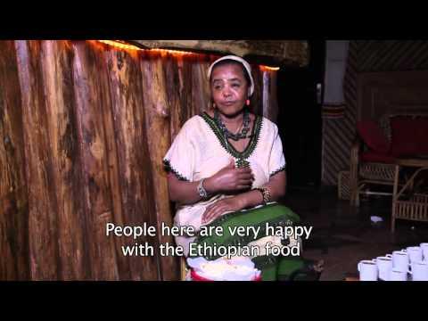 Africans in India- Mulunesh Ayele