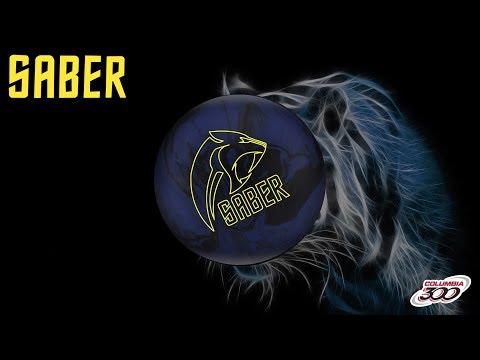 Columbia 300 Saber bowling ball review by Average Joe Reviews
