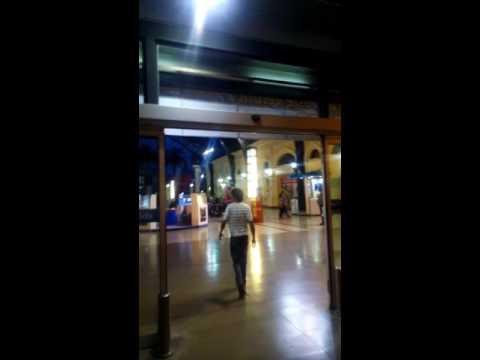 Israel el metro tren