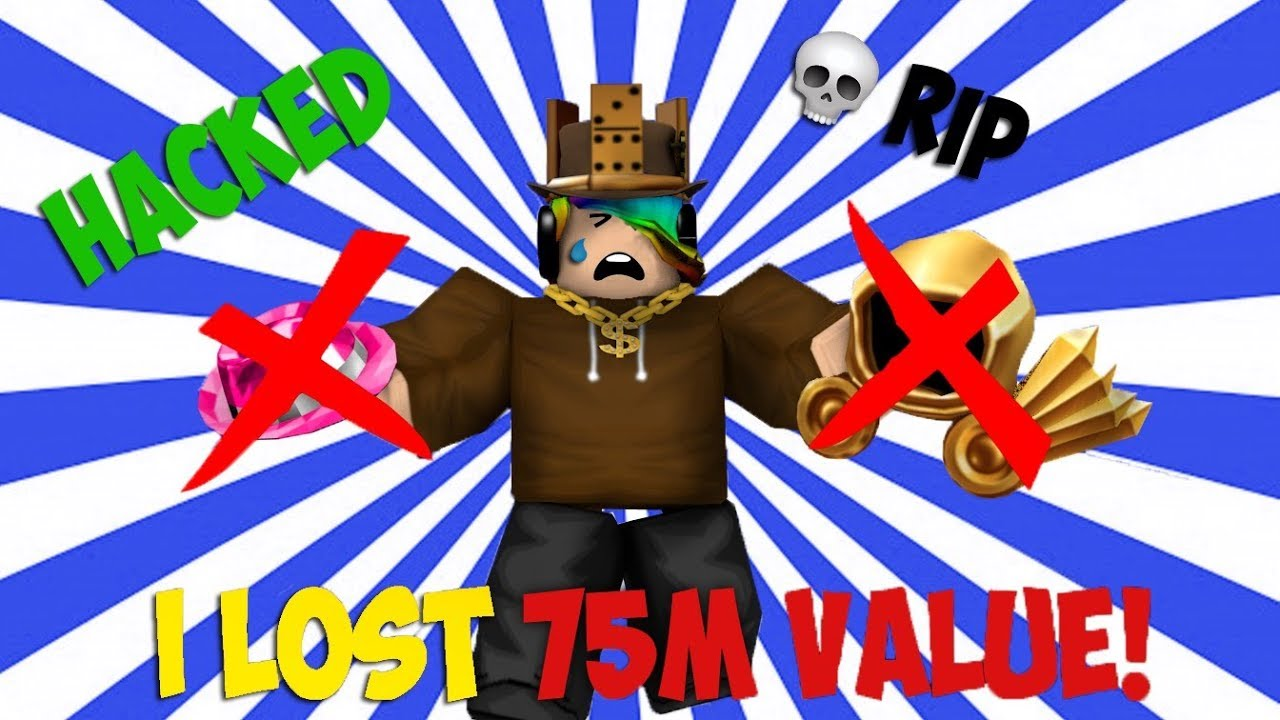 I Lost 75000000 Robux How I Got Hacked How Not To Linkmon99s Guide To Roblox Riches 4 - roblox lost hack