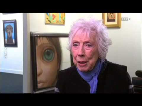 """Der Film """"Big Eyes"""" - eine biografische Drama über die Künstlerin Margaret Keane"""