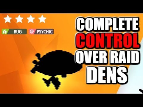 Get ANY Gigantamax With COMPLETE Control Over Raid Dens
