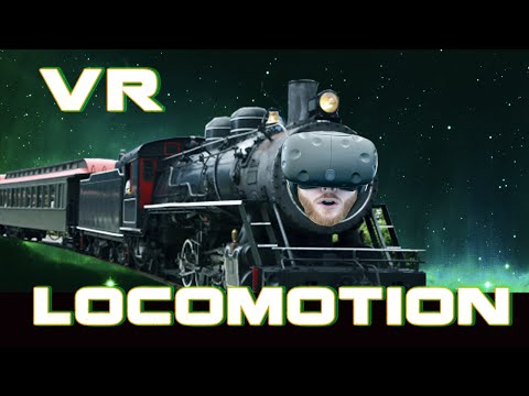 Locomotion in VR: Overview of different locomotion methods o