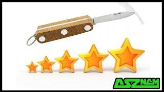 Десятка лучших складных ножей по версии канала asznam