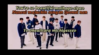 TREASURE   'BOY' MV Liric No Vocal ( Karaoke )