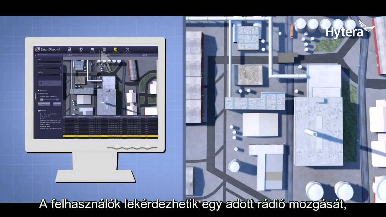Hytera digitális rádiók - Nádor Rendszerház