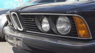 Тест-драйв BMW 7 E23 - пилотный выпуск