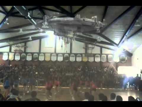 UFO HAS INVADED MY SCHOOLS RALLY