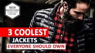 The 3 Coolest Jackets Everyone Should Own This Winter || NIYDKE #32