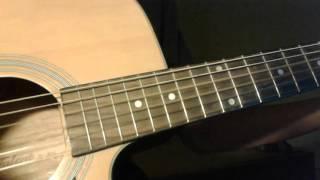 Giấc Mơ Trưa đệm guitar hát :v