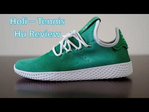 REVIEW - Hu Holi Tennis Hu - Green