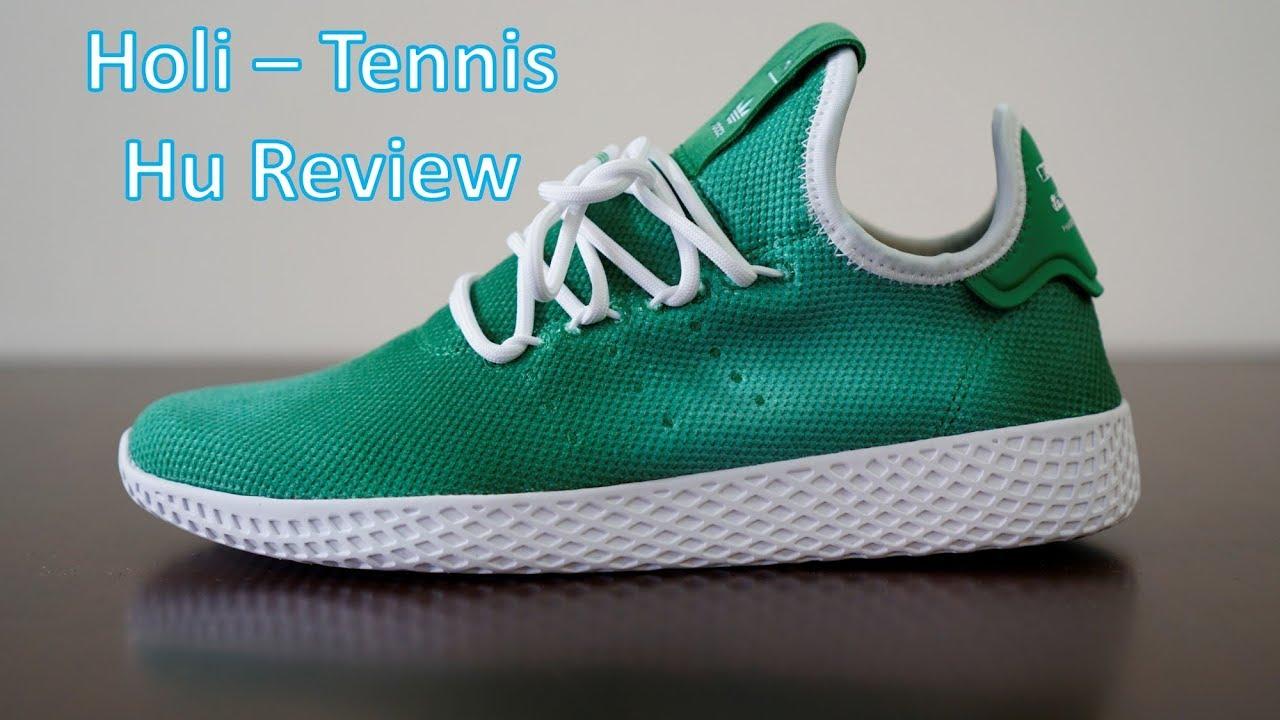eaf8b5b3f REVIEW - Hu Holi Tennis Hu - Green - YouTube