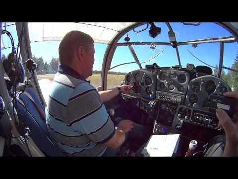 Saab Safir flight part1