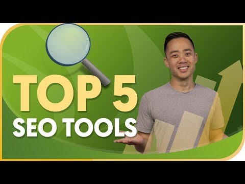 The Top 5 SEO Tools To Skyrocket Your Organic Traffic