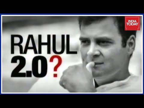 RaGa's Image Makeover Bid : Will Rahul Gandhi Be Able To Reinvent Himself ?