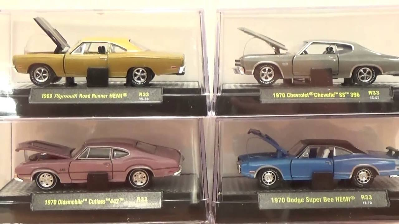 m2 summer haul 1 64 scale trucks and muscle cars youtube rh youtube com