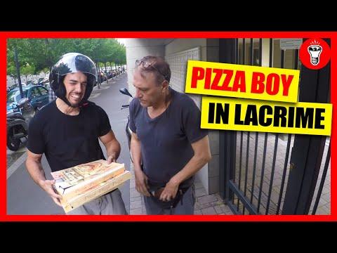 5 Cose che un Pizzaboy NON Deve Fare - [Candid Camera] - theShow