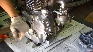 Ремонт двигателя ДМ  - 1